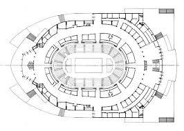 stadium floor plan basketball arena