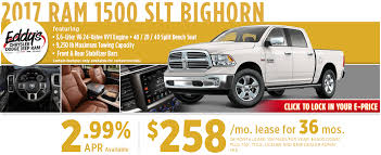 ram 1500 crew cab lease special offer wichita truck deals