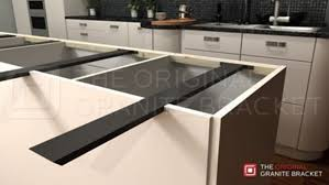 Kitchen Island Granite Countertop Supports For Granite Countertops Wped77f51a 05 06 Latter Day