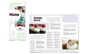 pastry cake shop marketing designs stocklayouts blog