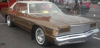 1980s dodge cars dodge monaco