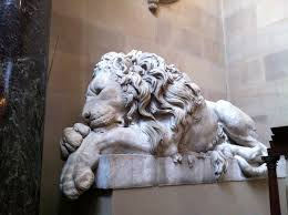 marble lion lion jeanette sears