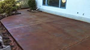 staining patio pavers outdoor stained concrete patio furniture cheap and unique home