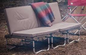 snowpeak camp couch the coolector
