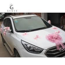 Car Decoration Accessories Discount Flower Car Decoration Accessories 2017 Flower Car