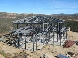 construction house plans steel structure house plans modern frame design uk home texas soiaya