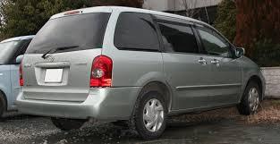mazda minivan file mazda mpv rear jpg wikimedia commons