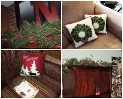 christmas decorations for sofa table 2perfection decor neutral christmas in our family room behind the