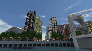 New York City Minecraft Map by Epic Cities And Towns Minecraft Collection
