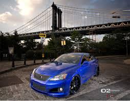 lexus forged wheels featured fitment lexus is f with d2forged fms05 wheels