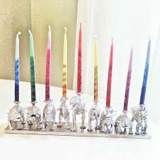 decorations for hanukkah or a dinosaur menorah 21 ways to decorate for