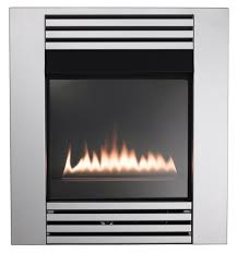 focal point envy brushed stainless steel manual control inset gas