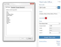 office 2013 mail merge barcode add in for microsoft word creating barcodes with word