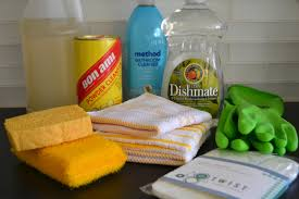 method bathroom cleaner eat well be well live well