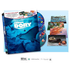 target red card exclusive black friday finding dory steelbook target exclusive with lithograph cards