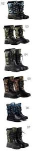 arctic tracks winter warm men fashion snow boots fishing skiing