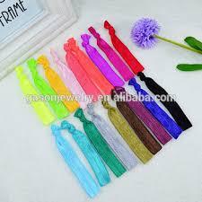 elastic hair ties supermarket wholesale diy elastic hair ties bracelets solid color