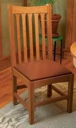 Dining Chair Construction High Chairs Woodworking Plans And Information At Woodworkersworkshop