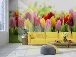 wall mural posters home design inspirations wall mural posters part 37 tulips garden wall murals flowers u0026 posters