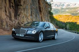 bentley flying spur modified 2014 bentley continental flying spur revealed
