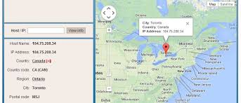 ip address map how to do ip address geolocation lookups on linux tech easier