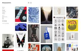 Designs by 17 Amazing Sources Of Web Design Inspiration Webflow Blog