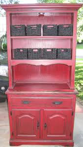 Hutch Kitchen Furniture Ana White Red And Black Hutch Diy Projects