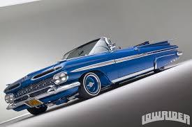 1959 chevrolet impala convertible lowrider magazine
