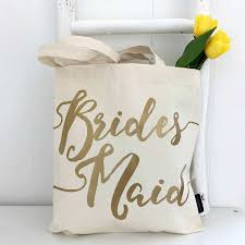 bridesmaids bags wedding gift bags hitched co uk