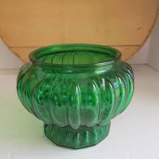 Florist Vases Shop Emerald Green Glass Vase On Wanelo
