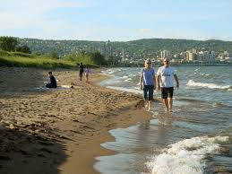 What Is Comfortable Water Temp For Swimming Warming Waters Lake Superior Nearly Breaks Water Temperature