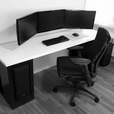 Small Contemporary Desks Modern Office Desk Furniture L Shaped Simple Picture Note Idolza