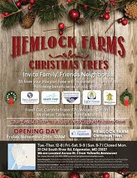 hemlock farm christmas trees home facebook