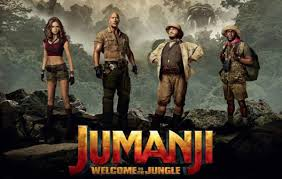 jumanji movie description jumanji welcome to the jungle receives positive first reactions