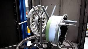 aircraft wheel washer stingray parts washer youtube