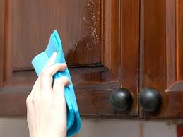 Tips To Clean Wood Kitchen by How To Remove Grease Off Kitchen Cabinets How To Clean Grease Off