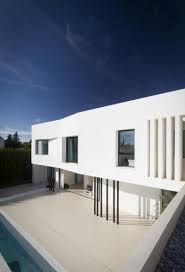 villa astonishing deck design of aviles ramos residence with