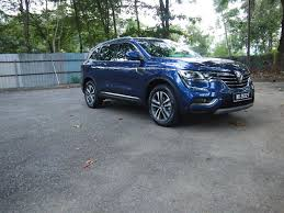 renault koleos 2017 renault koleos 2 5l test drive review u2013 drive safe and fast
