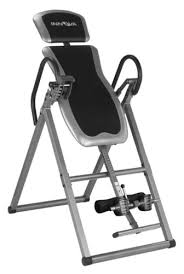inversion table exercises for back inversion therapy table health fitness heavy duty back pain relief