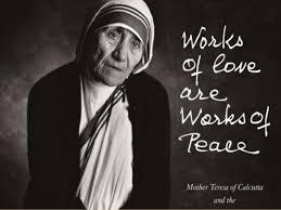 mother teresa an authorized biography summary mother teresa of calcutta saint