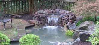 our 3 most popular pond waterfall styles premier ponds dc md