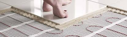 bathroom underfloor heating thermostat underfloor heating tile choice