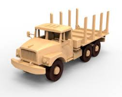 wooden truck woodworking plans for diy 02 pdf by woodenarmy