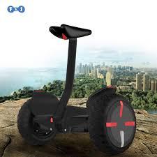 si e auto gonflable flj 10 pouces suv hoverboard avec app contrôle du genou poignée auto