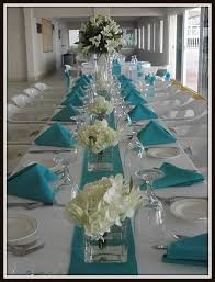 Beach Centerpieces For Wedding Reception by 25 Best Turquoise Centerpieces Ideas On Pinterest Teal Wedding