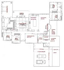 House Plans Courtyard U Shaped Ranch House Plans Chuckturner Us Chuckturner Us