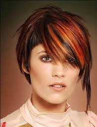 copper and brown sort hair styles great hair colors for short hair short hairstyles 2016 2017