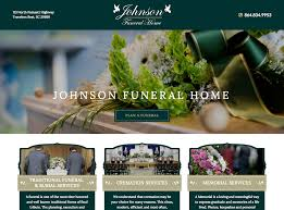 funeral home website swift business solution