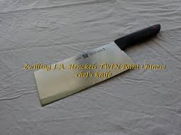 zwilling j a henckels twin point chinese chef u0027s knife 32329 181