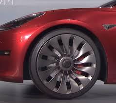 tesla model 3 wheels three design patents published x auto